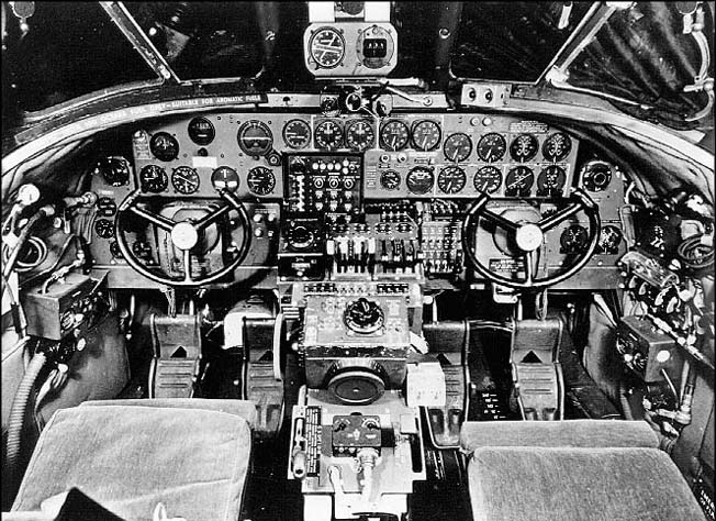 When the ATC required a long range transport, it turned to the Consolidated B-24 Liberator and pressed her into service as a transport plane.