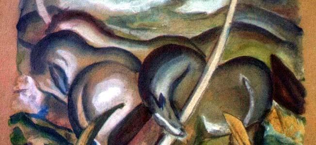 Stolen Nazi art recovered in Cornelius Gurlitt's Munich home creates a sensation.