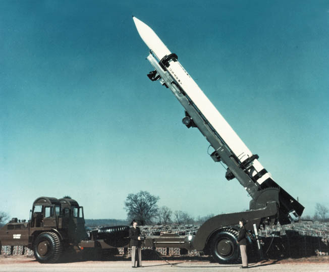 The Corporal M2 Missile