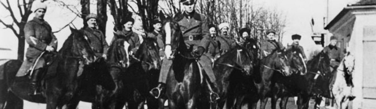 Britain's Cossack Betrayal in World War II