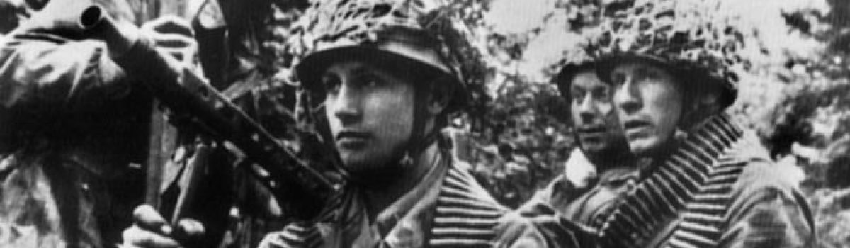 The Lions of Carentan Part I: Paratrooper vs Paratrooper on D-Day