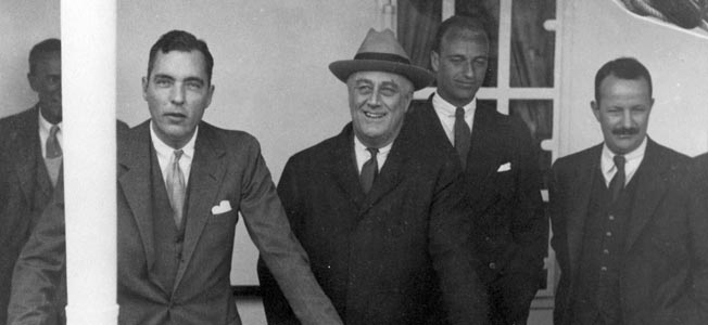 Franklin D. Roosevelt employed a network of friends and contacts in covert roles, which inspired the creation of the OSS.