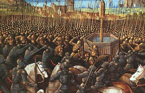 Deceit, ambition, pride, honor, bravery—all played their parts in 1187, with Jerusalem and the Holy Land at stake.