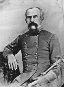 Maj. Gen. Isaac Trimble.