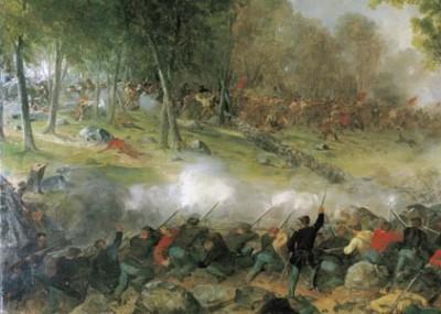 Battle of Gettysburg: No Picnic at Culp's Hill