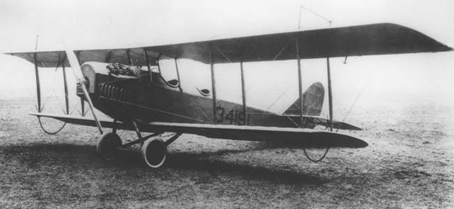 General Pershing called on the Curtiss Flying Jennies to Pursue Pancho Villa across Northern Mexico.