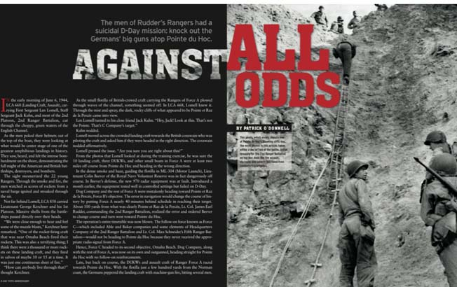 The D-Day 70th Anniversary Special Issue