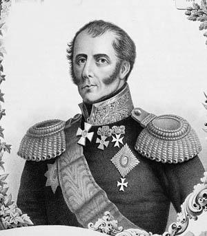 Mikhail Suvorov.