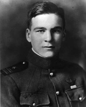 Hailing from Cleveland and Yale, pilot David Ingalls became the first U.S. Navy flying ace during World War I