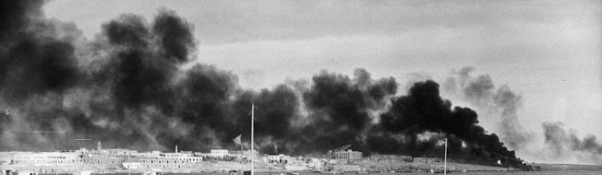 The Siege of Tobruk: WWII's Debacle in the Desert
