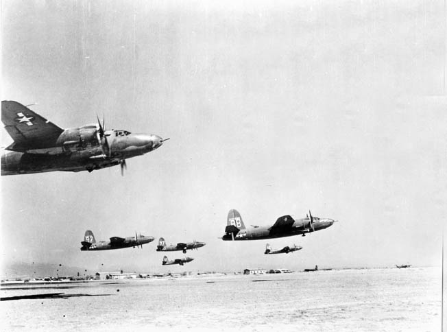 The five remaining Doolittle Raiders were killed or captured in action during the fighting in the Mediterranean.