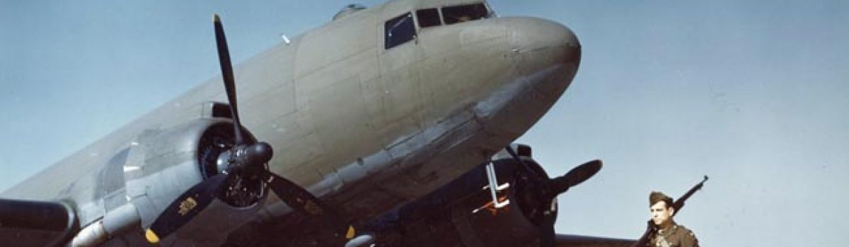 Tale of the Biscuit Bomber: The C-47 in WWII