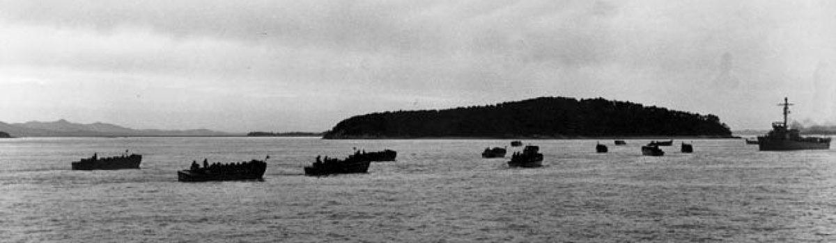 Douglas MacArthur Masterminds The Korean War's Inchon Invasion