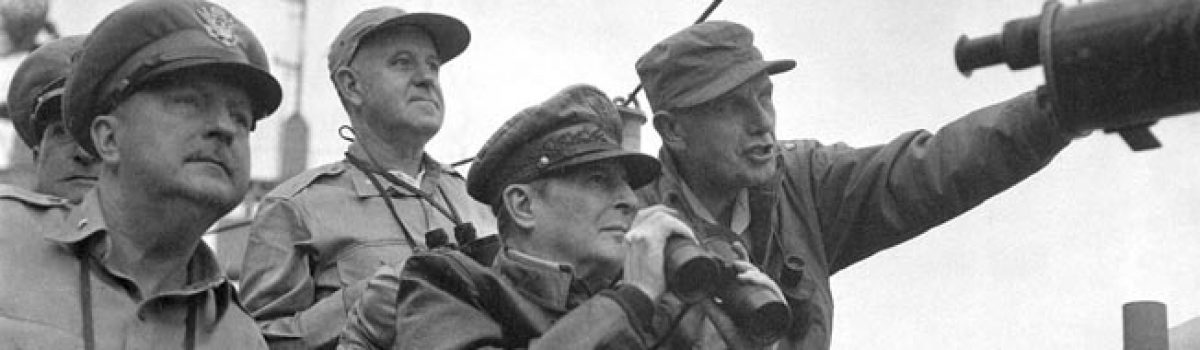 Douglas MacArthur's Plan to Win The Korean War