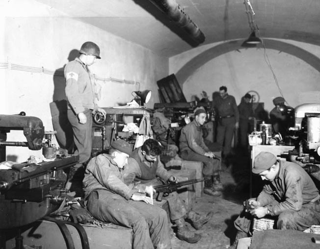 The grueling battle for Fort Driant proved a formidable task that stymied the U.S. Third Army at Metz.