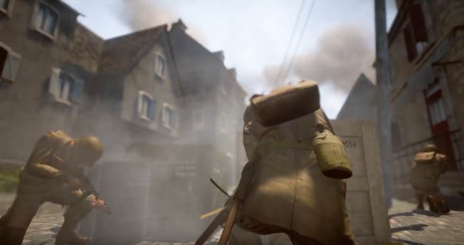 Is a WWII gaming revival on the horizon? If Driven Arts' Days of War gets released this year, it might help kick it into gear.