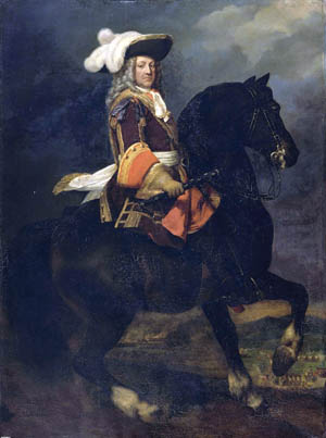 Louis Joseph de Bourbon, Duke of Vendome.