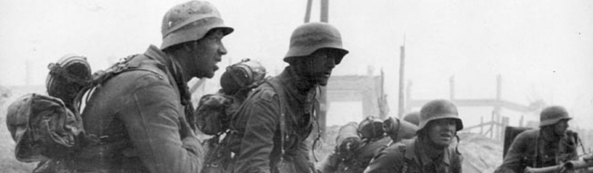 During Operation Barbarossa, Germans Fought To Take Port Of Murmansk
