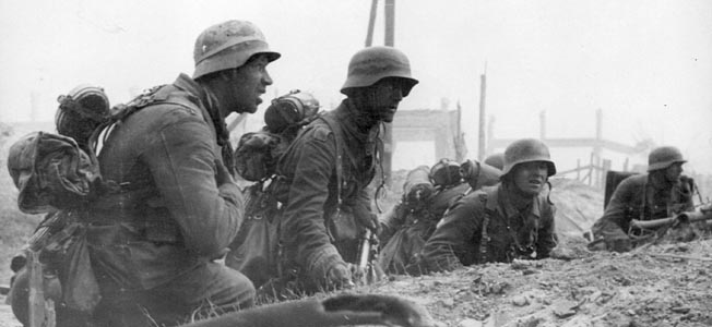 During Operation Barbarossa in 1941, German and Finnish troops failed to wrest the vital Russian port city of Murmansk from the Red Army.