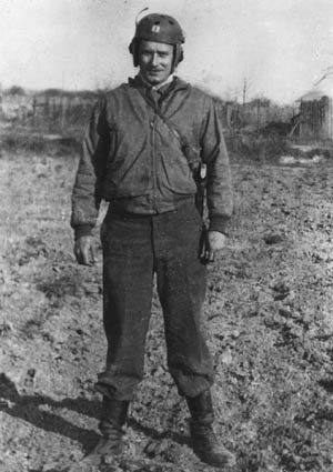 Captain William A. Dwight served as the liaison officer between Combat Command A, 4th Armored Division, and the 37th Tank Battalion at Arracourt.