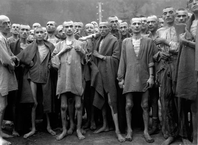 Leon Tulper saw firsthand the living skeletons at the Ebensee concentration camp, a sub-camp of Mauthausen.
