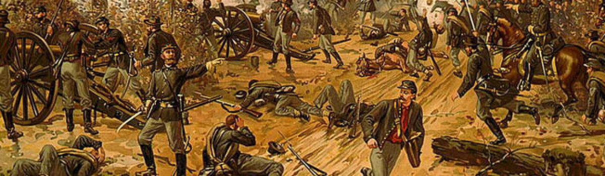 At Shiloh, the Civil War Took a Turn