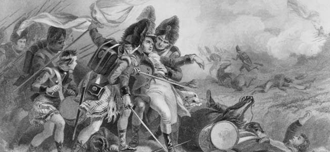 Did the same heroism that led to victory in the Peninsular War lead to Edward Pakenham's defeat at the Battle of New Orleans?