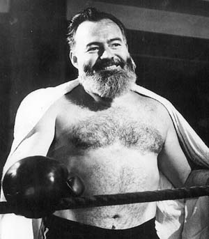 Famed Author Ernest Hemingway Experienced World War II From the Caribbean to D-day's Normandy Beaches.