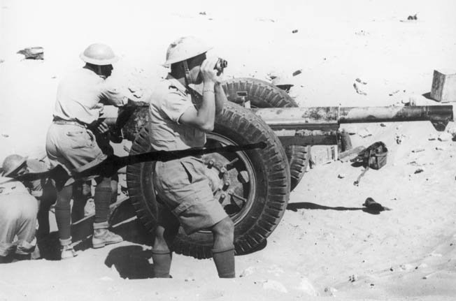German commander Erwin Rommel was pushing hard toward Cairo, but a remote desert outpost manned by the French Foreign Legion would upset his plans.