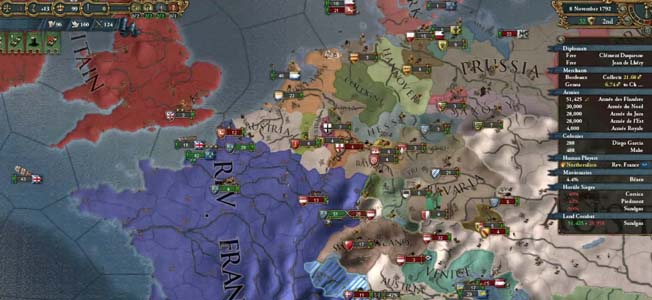 Direct your nation to victory during the 30 Years' War with the Art of War expansion now available from Paradox Development Studios.