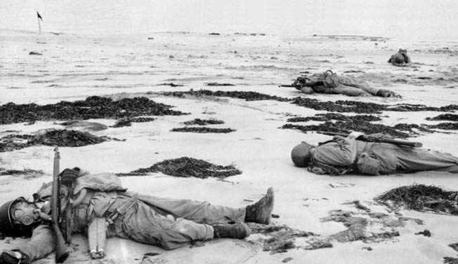In April 1944, Exercise Tiger proved to be a grisly rehearsal for the D-Day Invasion less than two months later.