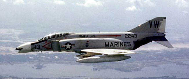 Although their attributes were considerably different, the F-4 Phantom and MiG-21 fighters were lethal adversaries in the skies over Vietnam.