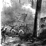 Failed Confederate Ambush at the Battle of Bentonville