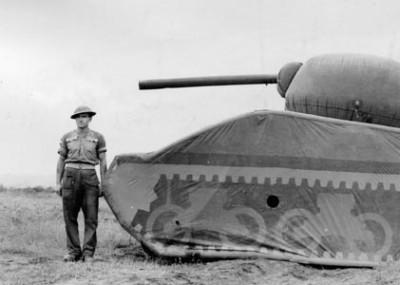 To Make a Fake Tank