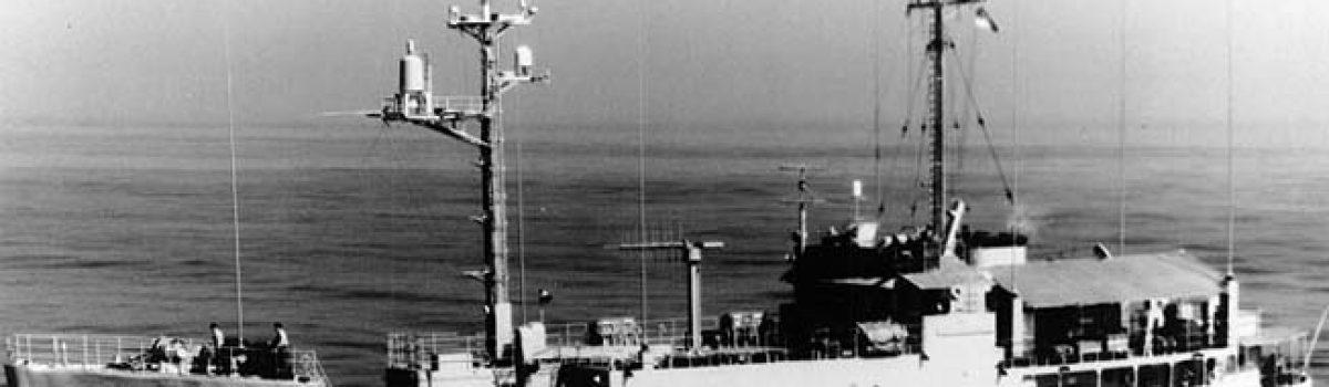 "Famous Navy Ships: The USS Pueblo & the ""Pueblo Incident"""
