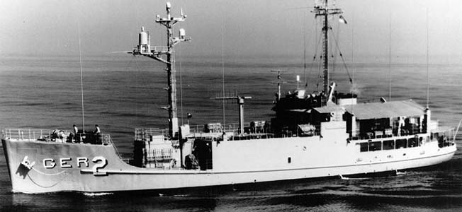 Following the 1968 'Pueblo Incident' during the Vietnam War and 11-month standoff, the USS Pueblo is among America's most famous Navy ships.