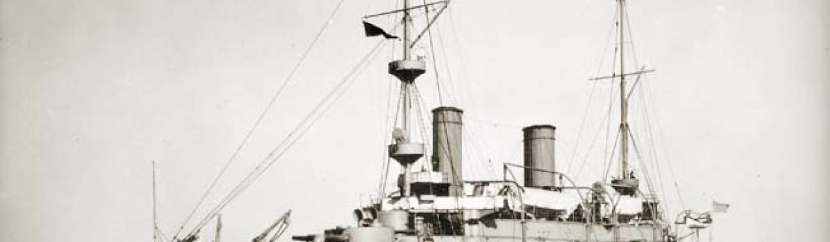 Famous Navy Ships: USS Olympia, Flagship of Unexpected Imperialism