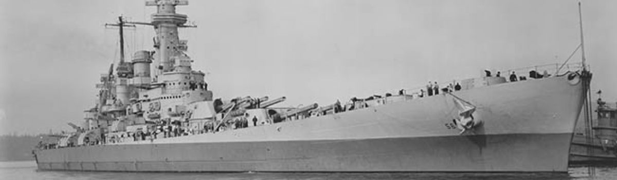 The USS Washington Battleship: How it Turned the Pacific Tide