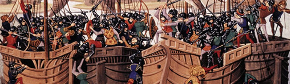 Edward III and the Battle of Sluys