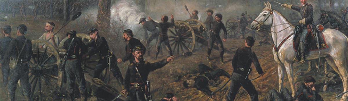 Civil War Generals: Albert Sidney Johnston