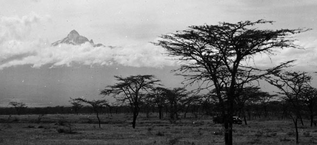 During a strange series of events in Januray 1943, Felice Benuzzi broke out of Camp 354, climbed Mount Kenya... and then returned to their camp.