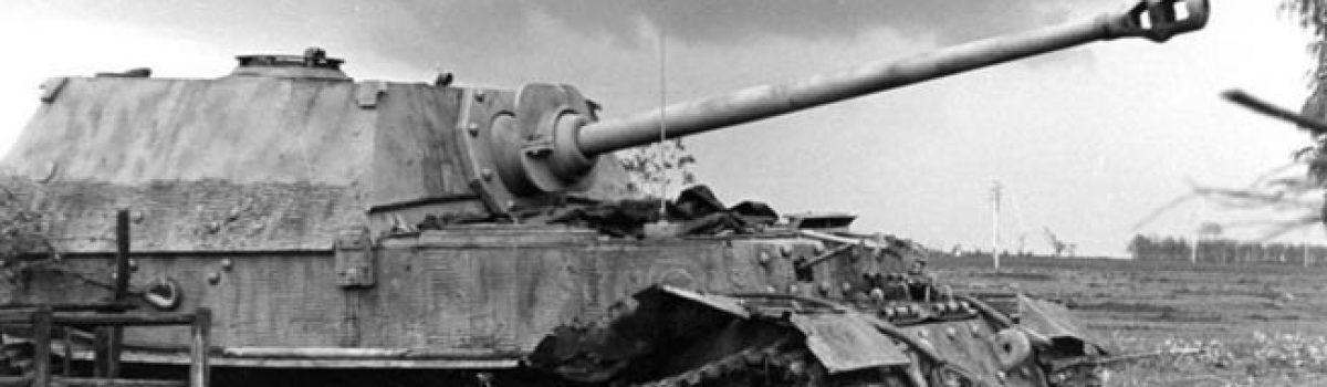 Ferdinand Porsche's 'Elefant' Tank Destroyer