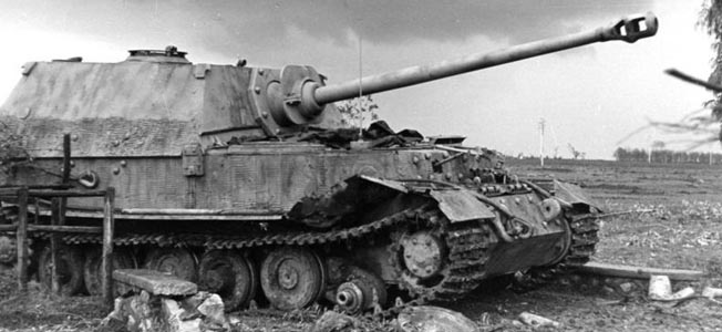 Nicknamed the Elefant, Ferdinand Porsche's Tank Destroyer appeared on the battlefield in the spring of 1943.