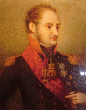 When war came with Prussia in 1806, Napoleon named Jerome commander of the so-called Army of the Allies, which consisted of the 1st and 2nd divisions of the Bavarian Army and one from Wurttemburg, two of the 15 German states allied to France under the Treaty of the Confederation of the Rhine.
