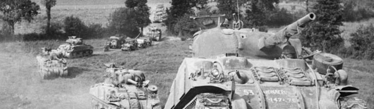 The Irish Brigade in WWII