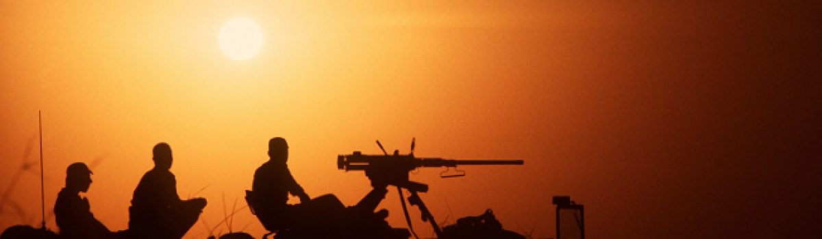 The First Gulf War: Timeline of Events