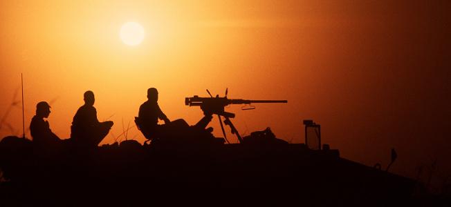 First Gulf War Timeline 1