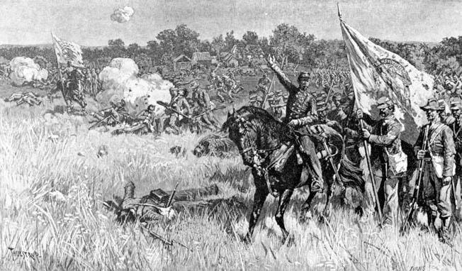 At the First Battle of Bull Run during July 1861, the Federals had a good plan that very nearly worked…