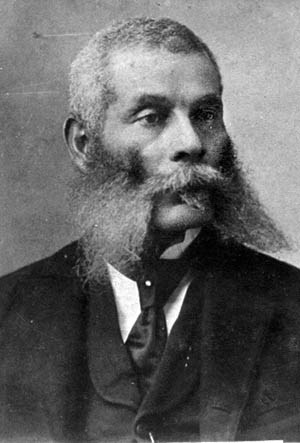 Medal of Honor recipient 5th USCT; 1st Sgt. Alexander Kelly.