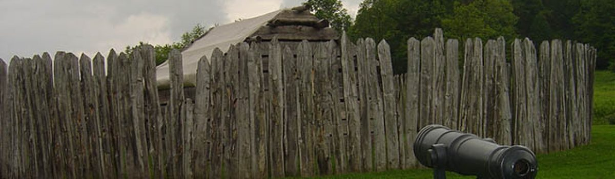 The French and Indian War: George Washington at Fort Necessity